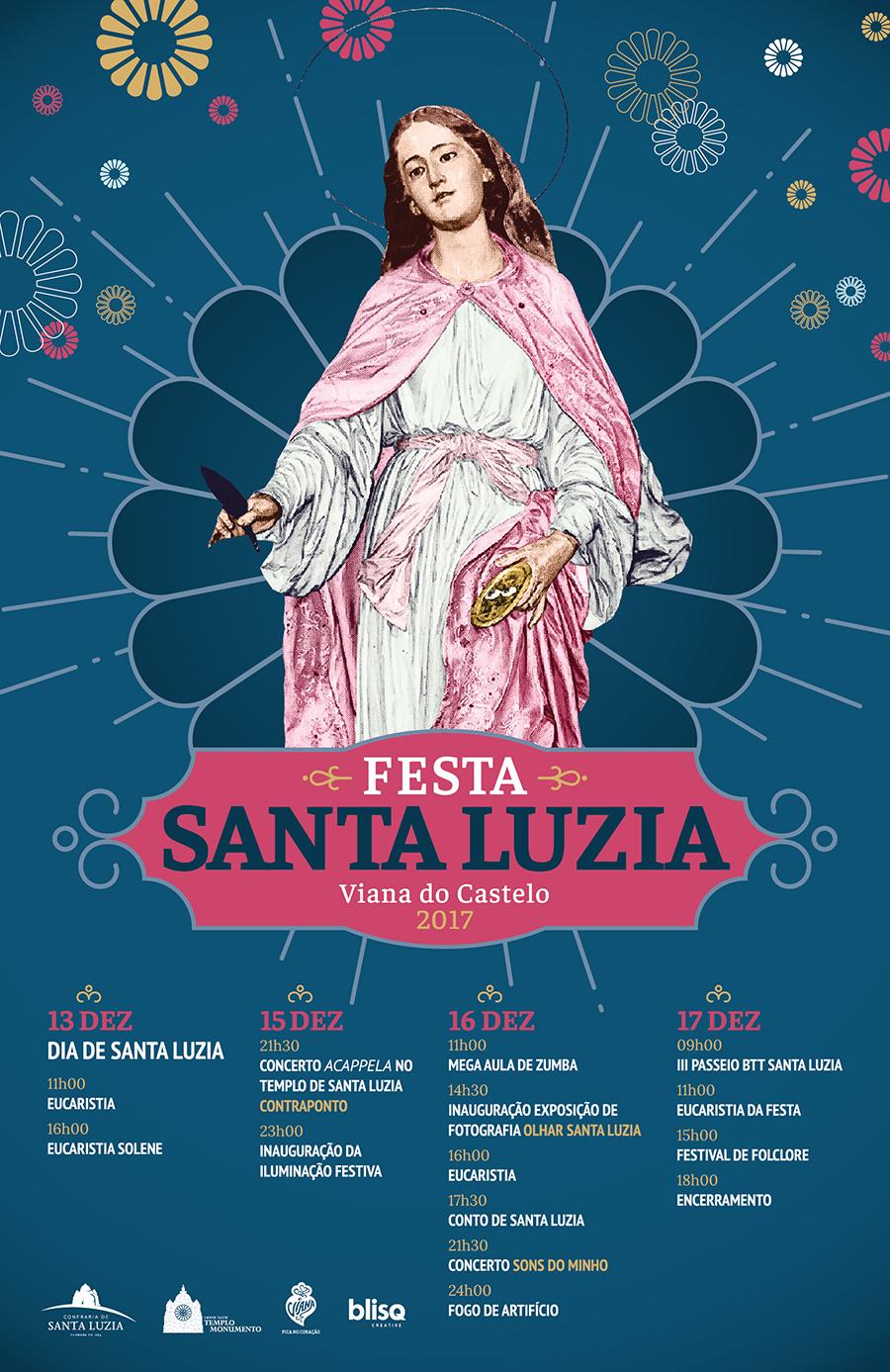 A Festa de Santa Luzia 2017