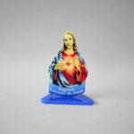 Placa acrílica do Sagrado Coração de Jesus