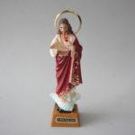 Imagem Sagrado Coração de Jesus em resina 11,5 cm