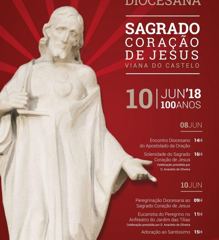 Peregrinação ao Sagrado Coração de Jesus 2018